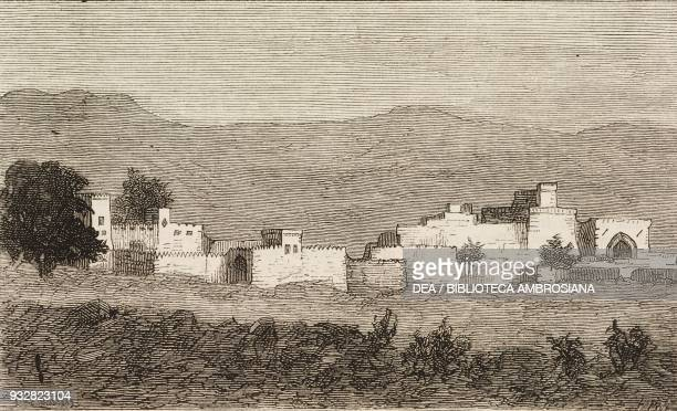 View of Kutch Gundava Pakistan Second AngloAfghan War illustration from the magazine The Graphic volume XVIII no 472 December 14 1878