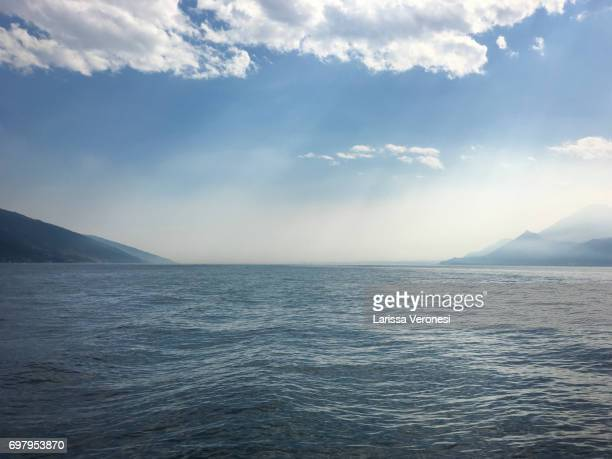View of Lake Garda, Italy