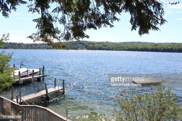 View of Lake Winnipesaukee