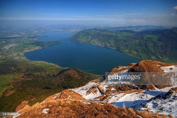 View of Lake Zug