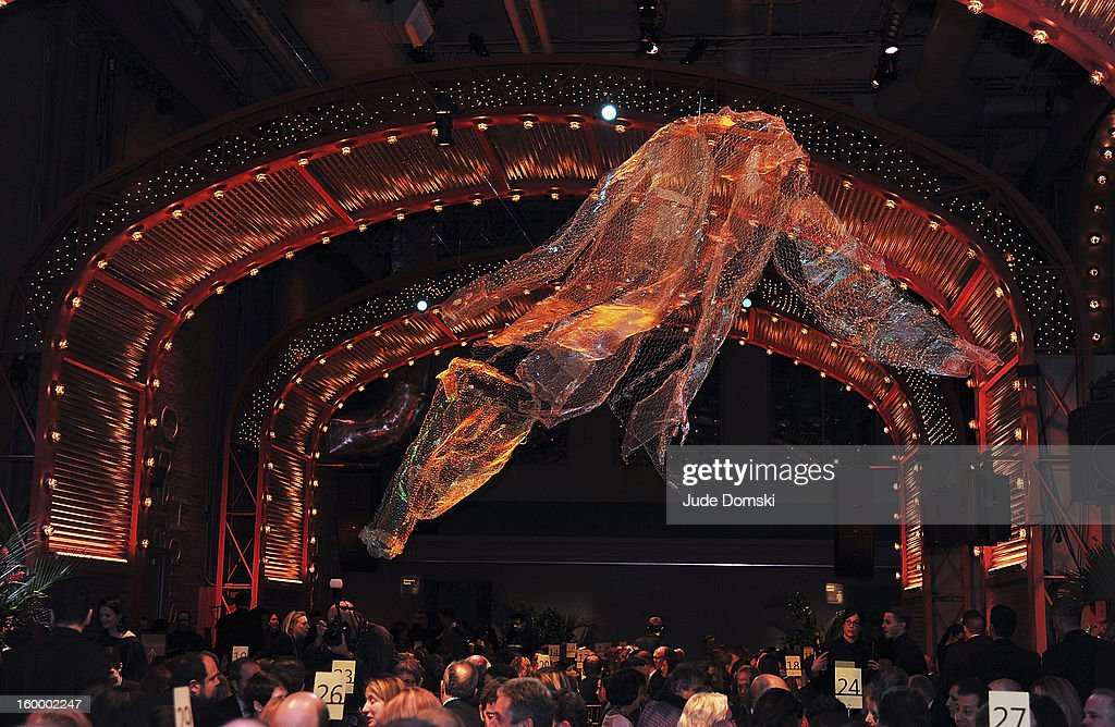 A view of Lepercq Space during the 2013 BAM Theater Gala at Brooklyn Academy of Music on January 24, 2013 in the Brooklyn borough of New York City.