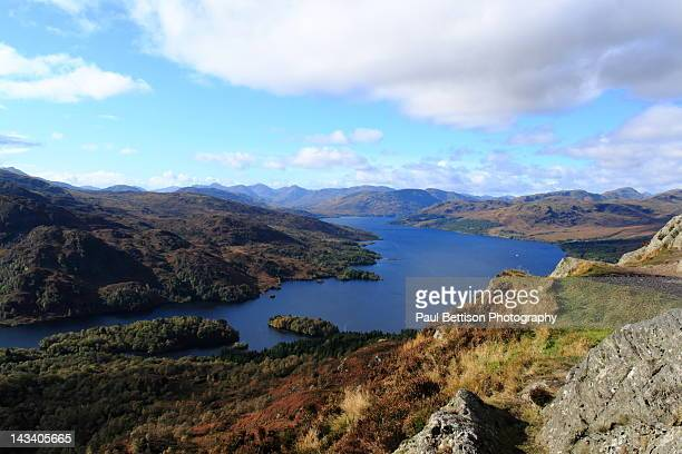 View of Loch Katrine