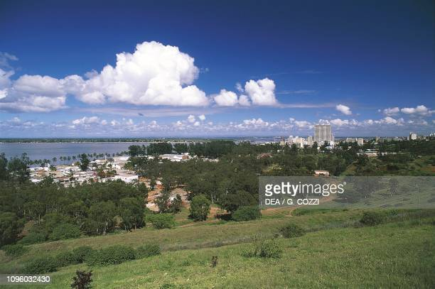 View of Maputo Mozambique