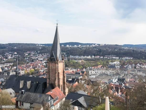 View of Marburg