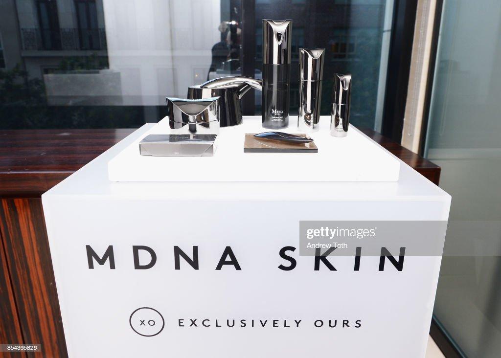 Barneys New York Celebrates The Launch Of MDNA Skin : News Photo