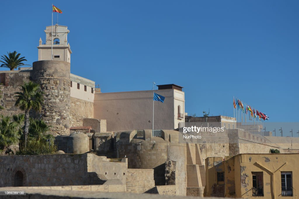 Daily Life in Melilla : News Photo