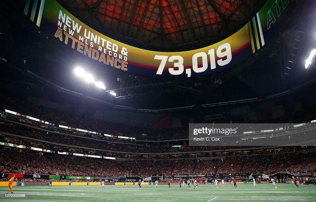 2018 MLS Cup - Portland Timbers v Atlanta United : News Photo
