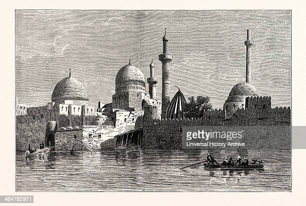 View Of Mosul Baghdad The Capital Of Iraq Stands On The Banks Of The Tigris