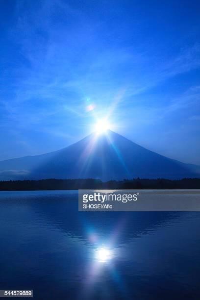 View Of Mount Fuji, Shizuoka Prefecture, Japan