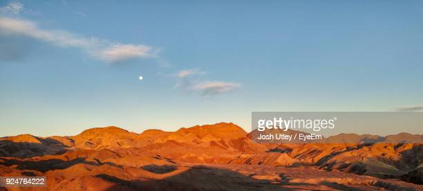 view of mountain against sky - josh utley stock pictures, royalty-free photos & images