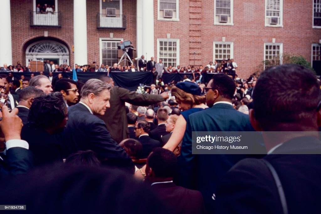 Funeral Of Martin Luther King, Jr. - Newly Sourced Images