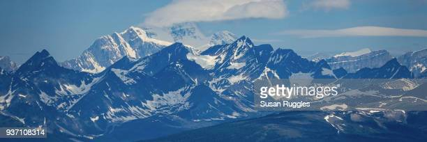 View of Mt. Robson, Whistlers Mountain, Jasper National Park