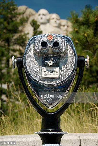 Vue du Mont Rushmore