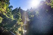 magnificant multnomah falls oregon are just