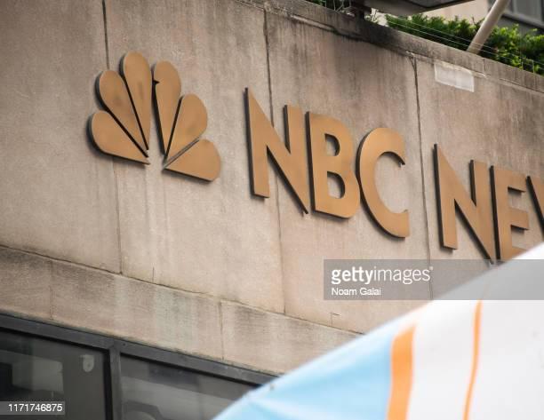 View of NBC News Studios at Rockefeller Plaza on September 02, 2019 in New York City.