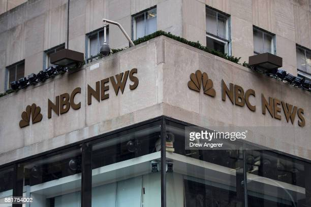 A view of NBC News studios November 29 2017 in New York City It was announced on Wednesday morning that long time Today Show host Matt Lauer had been...