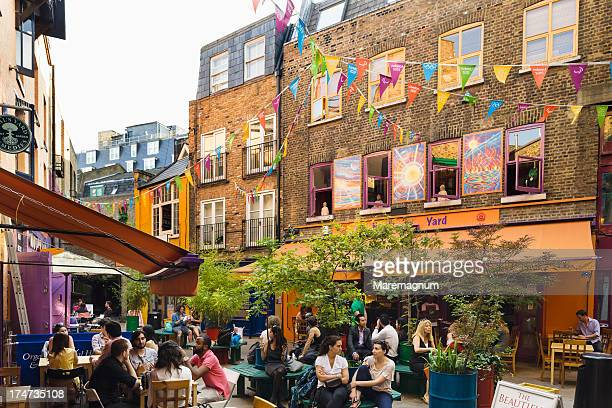 View of Neal's Yard