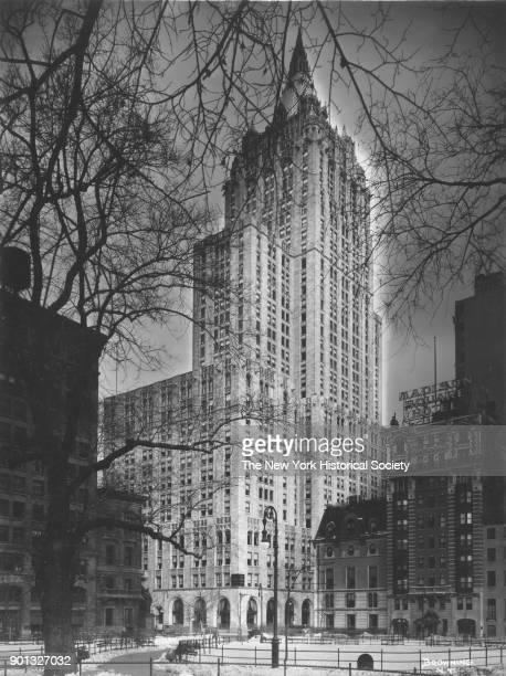 View of New York Life Insurance Company 51 Madison Avenue New York New York 1929 Cass Gilbert architect