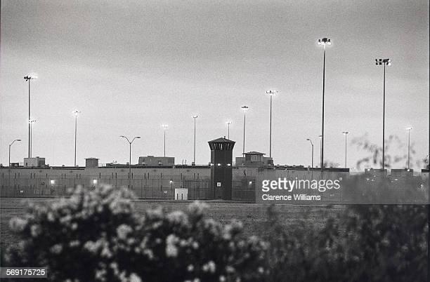 View of North Kern County State prison Delano California
