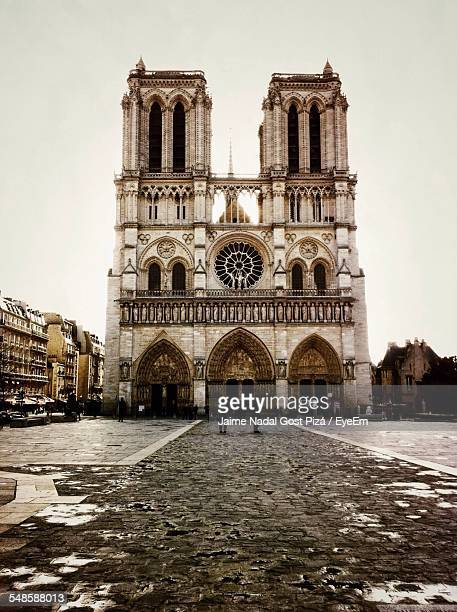view of old cathedral - nadal stock pictures, royalty-free photos & images