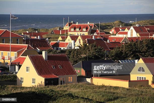 View of Old Skagen