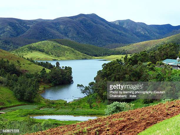 A view of Ooty - Tamil Nadu, India