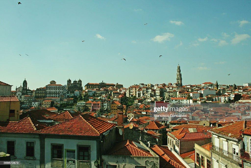 View of Oporto : Stock Photo
