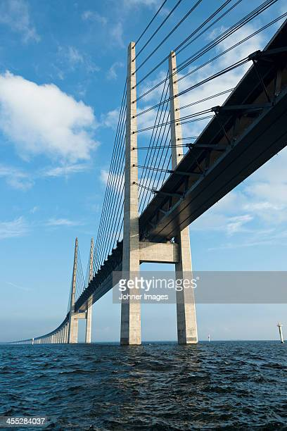 View of Oresund bridge