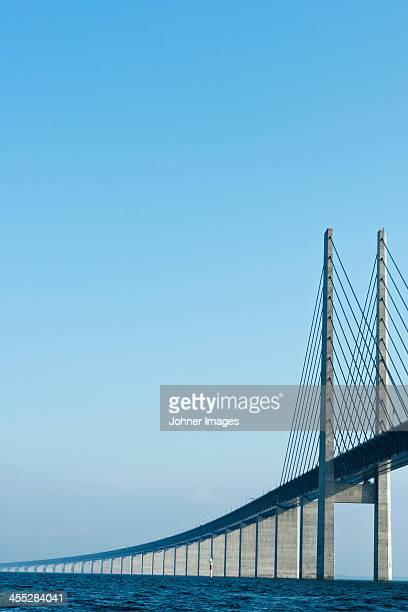 View of Oresund bridge