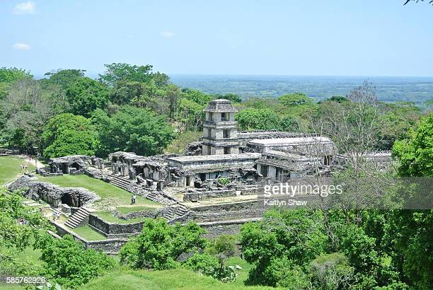 View of Palenque