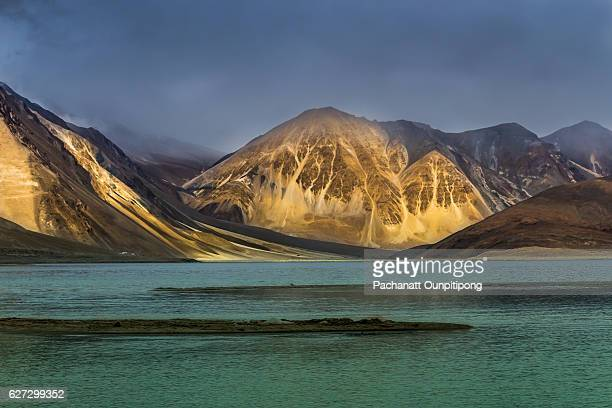 View of Pangong Lake, Ladakh, India