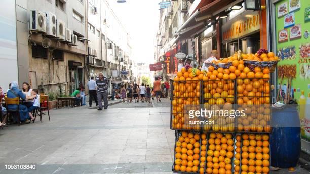 View of Part of Grand Bazaar in Istanbul