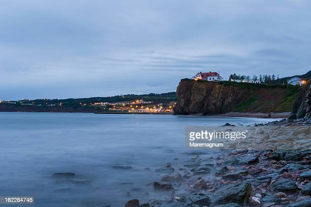 View of Percé