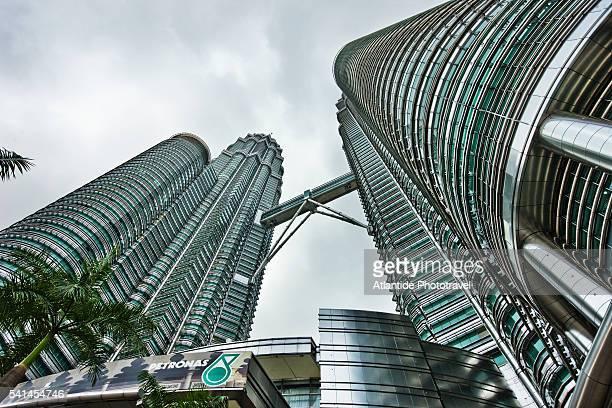 View of Petronas Towers