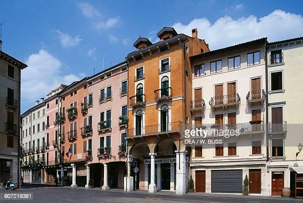 Vicenza Street Foto e immagini stock | Getty Images