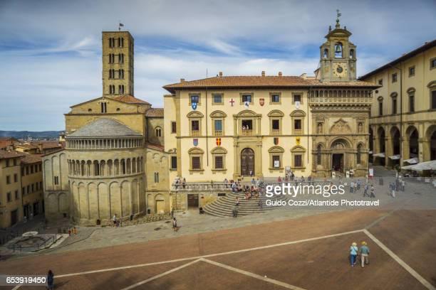 View of Piazza (square) Grande
