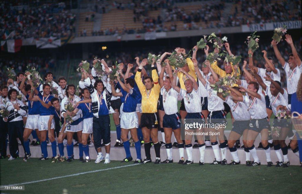 1990 FIFA World Cup Finals : News Photo
