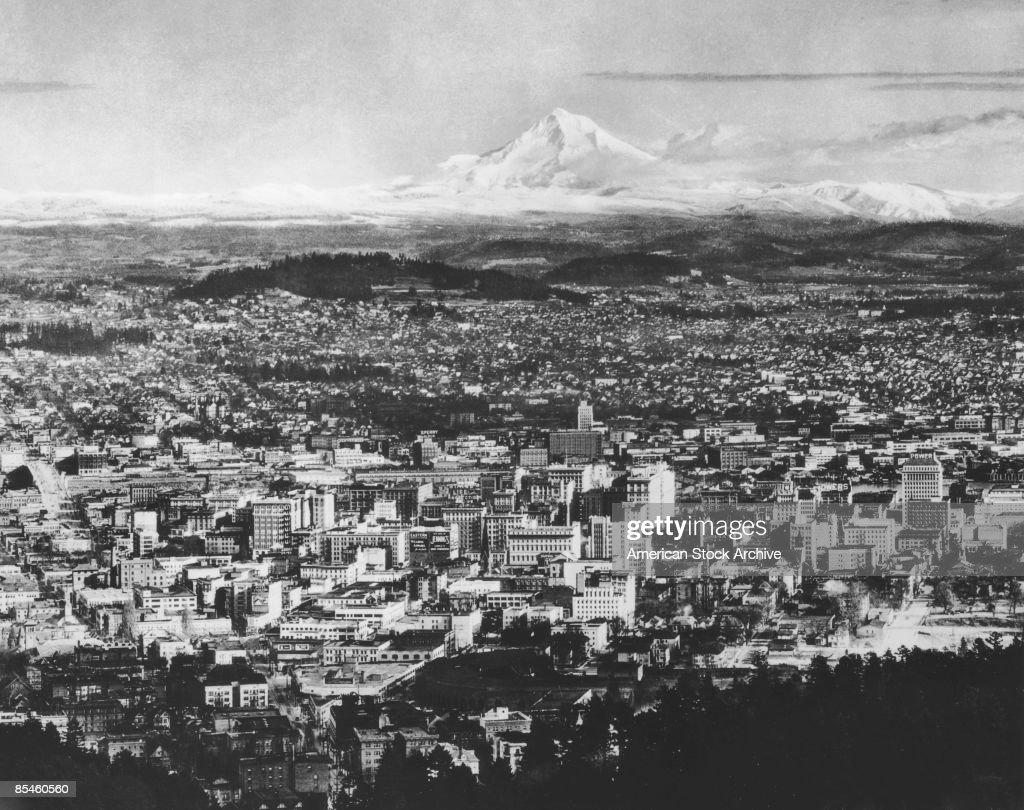Portland, Oregon : News Photo