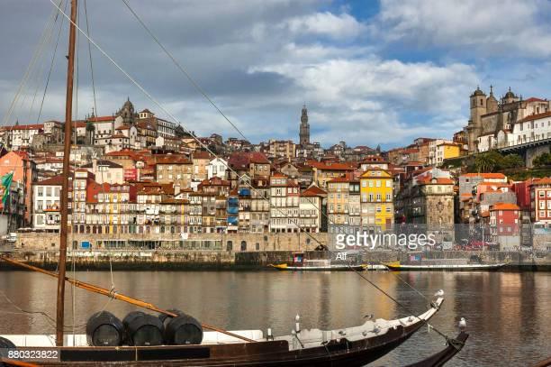View of Porto from Vila Nova do Gaia - Porto- Portugal