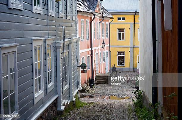 Porvoo 、フィンランドの眺め