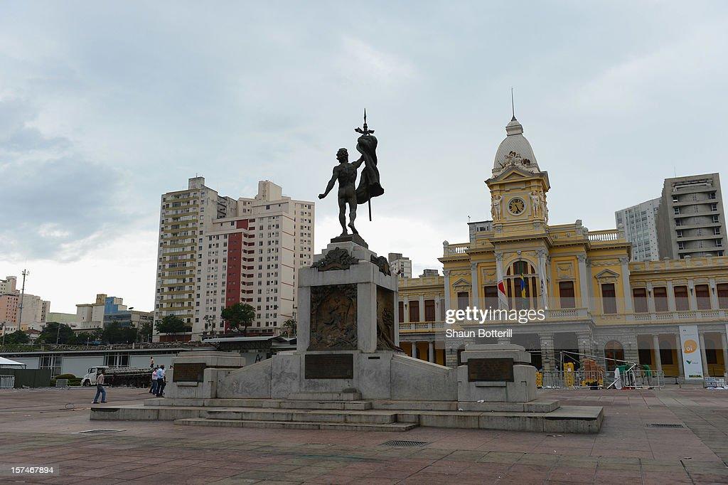 Belo Horizonte - Venues for FIFA Confederations Cup Brazil 2013 : News Photo