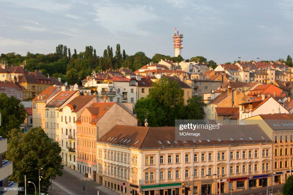 View of Prague, Czech Republic, Europe : Stock Photo