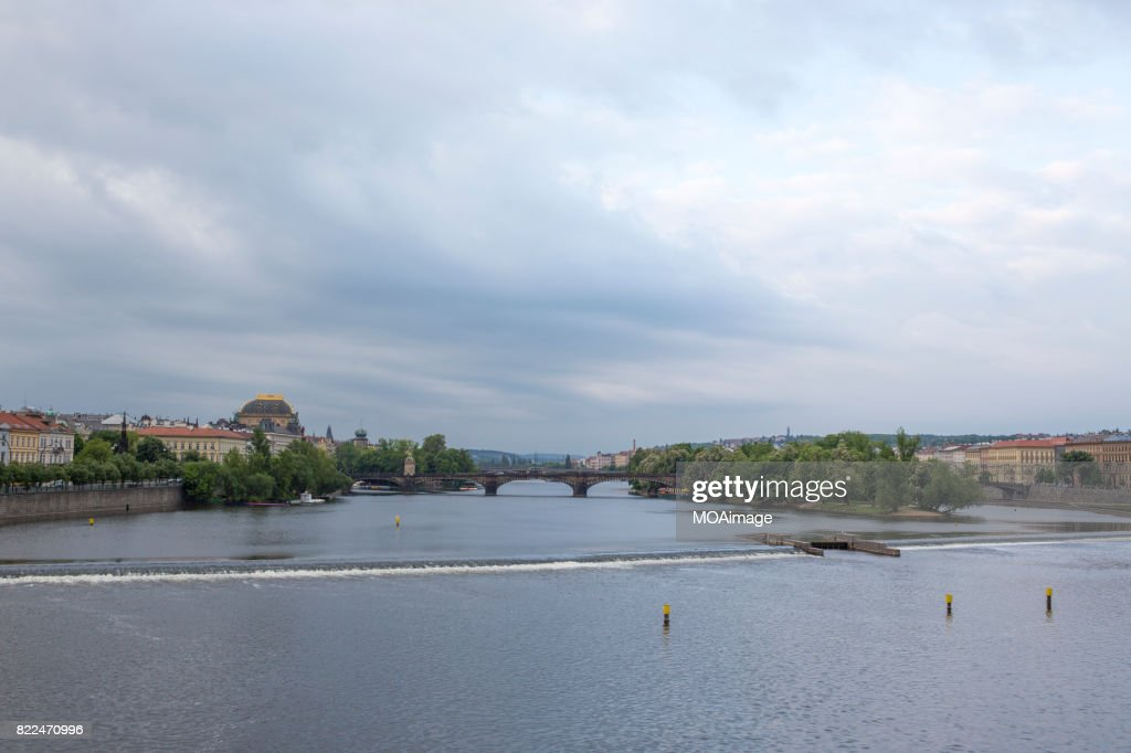 View of Prague, Czech Republic, Europe : Stock Photo