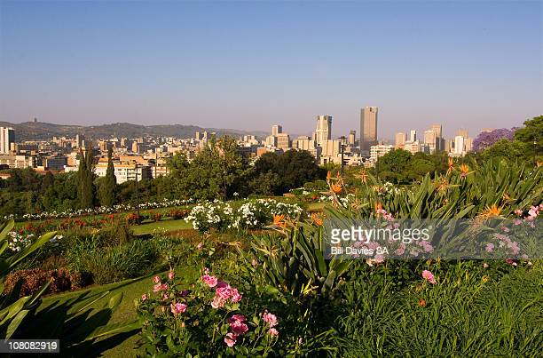 View of Pretoria, from the Union Buildings
