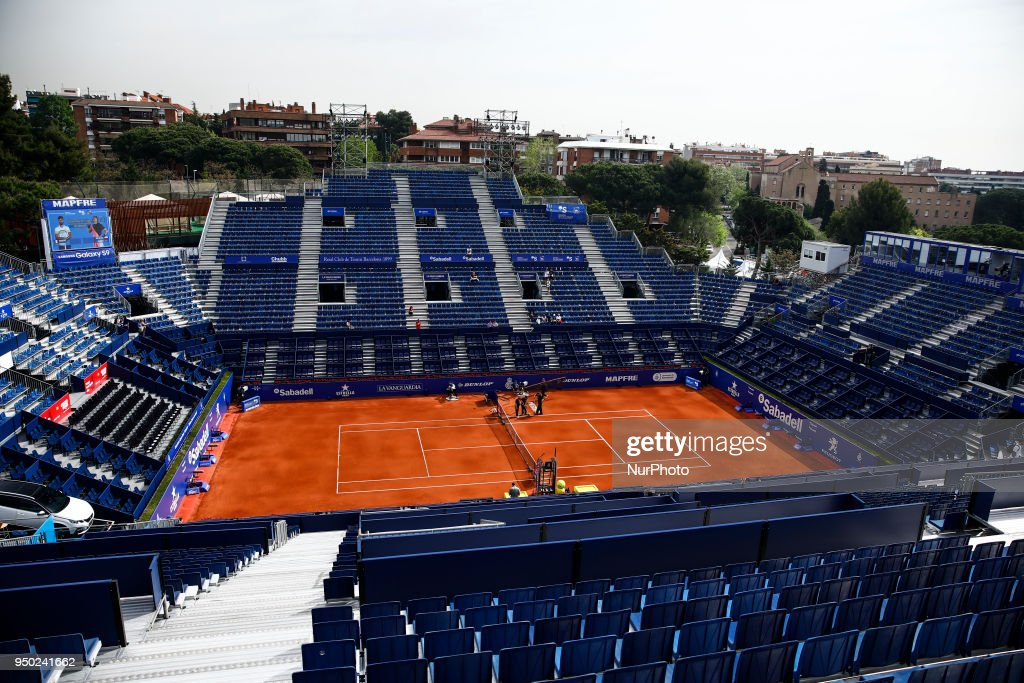 Barcelona Open Banc Sabadell 2018 - Day 1 : News Photo