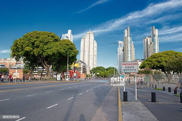 View of Puerto Madero, Buenos Aires