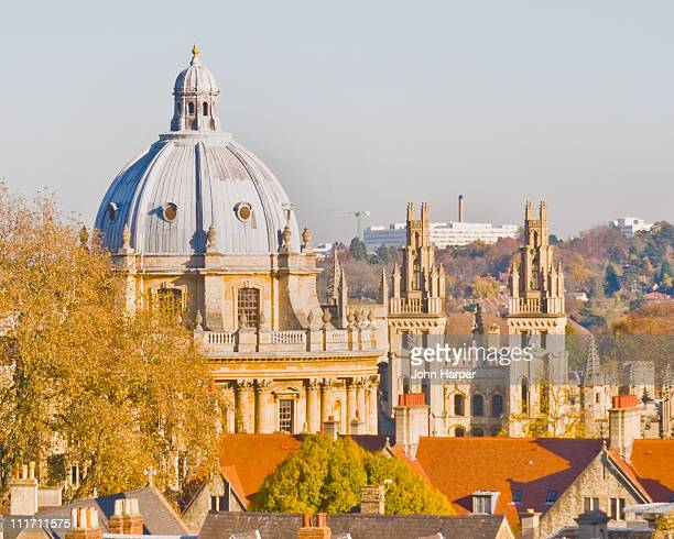 View of Radcliffe Camera, Oxford