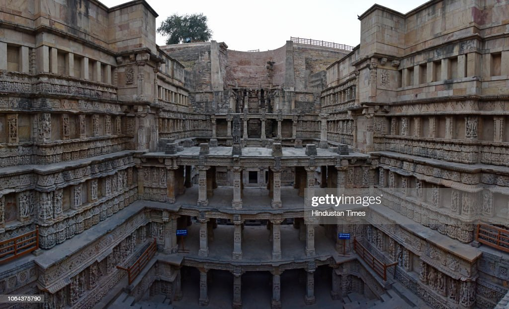 HT Special Story: UNESCO World Heritage Site Rani Ki Vav In Gujrat, Features On The New India Currency Rs 100 Note : News Photo