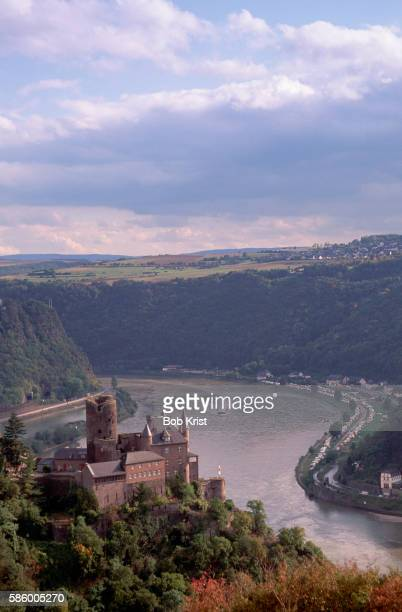 View of Rhine River
