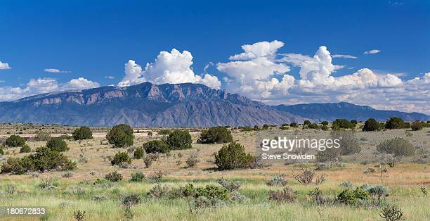 A view of Rio Rancho New Mexico's scenery hills on August 31 2013 The mesa around Rio Rancho were featured in many Breaking Bad scenes and montages...
